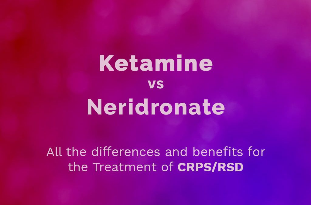 Neridronate vs Ketamine for CRPS