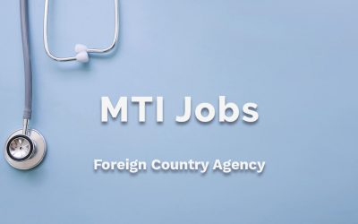 MTI is Hiring: Foreign Country Agency
