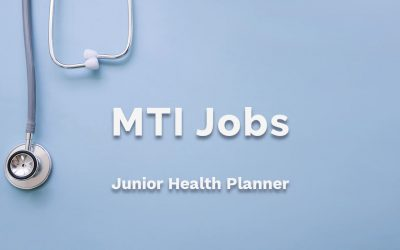 MTI is Hiring: Junior Health Planner