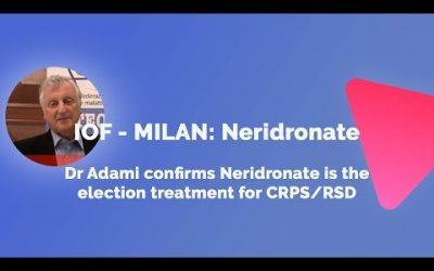 Dr. Adami Interview on Algodistrophy