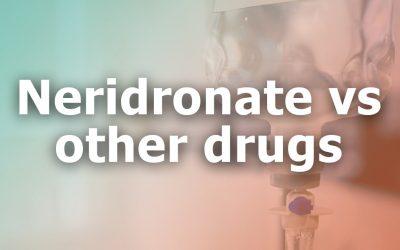 ARTICLE: NERIDRONATE VS OTHER DRUGS